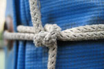 Canvas and rope